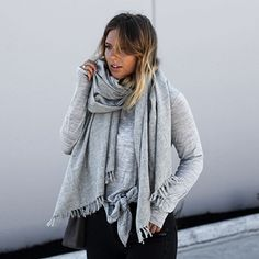 Top 10 Must Have Winter Scarves