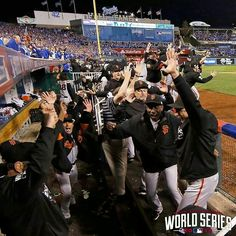 San Francisco Giants 2014 World Series Champs My Giants, Giants Baseball, Casey At The Bat, 2014 World Series, Nfl Los Angeles, Dodgers Fan, Buster Posey, Los Angeles Clippers, Sports Figures