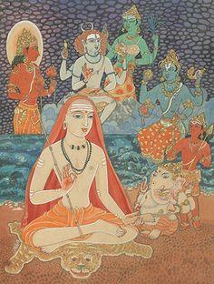 Adi Shankaracharya. Himalayan Academy.