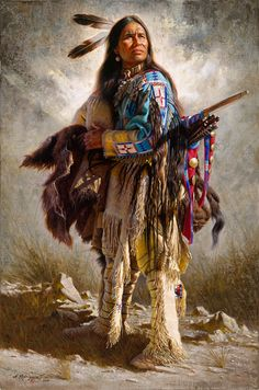 Native Americans Indians ALFREDO RODRIGUEZ