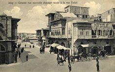 Nestle building in Tellal, Aleppo - 1920