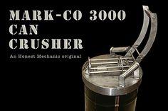 MARK-CO 3000 Can Crusher