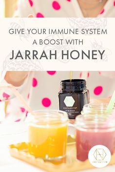 Jarrah honey is a type of active healing honey. All active healing honey is given a Total Activity, or TA, rating. The higher the rating, the higher the natural antimicrobial activity and healing properties of the honey. See why Jarrah honey can really boost your immune system on the blog. If you fancy 20% off your first purchase, sign up to the newsletter. #luxuryhoney #jarrahhoney #nectahive #antimicrobialhoney