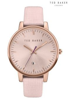 8cb124e47 Womens Ted Baker Kate Watch - Pink