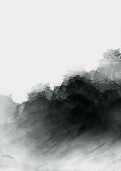 dsrk brush painting #minimalist #art — curated by minimalism.co