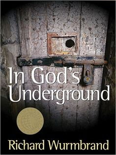 AmazonSmile: In God's Underground eBook: Richard Wurmbrand: Kindle Store