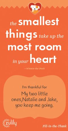 This #fillinthethank custom graphic came from #zulily – you can make one too! zulily.com/thankful  What I am thankful for...:)