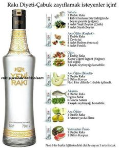 Raki Diet – Tables and desk ideas Cocktails, Drinks, Food N, Food And Drink, Drink Table, Cafe Bar, Martini, Liquor, Buffet