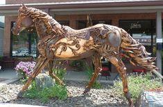 Galería de fotos caballos criollos El Chusco y Las Boleadoras