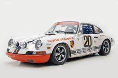 Daytona class winner in 1969 911s