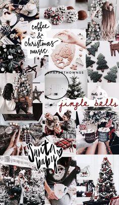 26+ trendy aesthetic christmas wallpaper collage