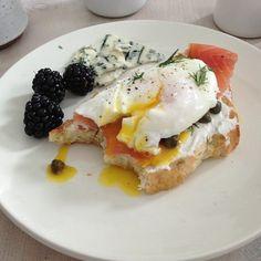 salmon egg cheese