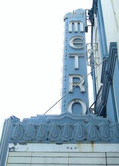 Metro Theatre by DerickCarss, via Flickr