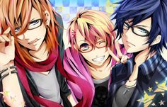 Which song is sang by syo, ren, and tokiya? - The Uta no Prince ...