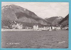 Eidfjord, Hardanger, Hordaland. 1950-tall. Foto: Normann