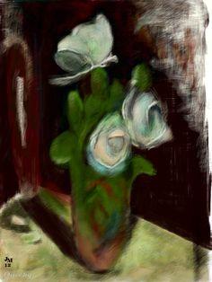Helene Schjerfbeck Helene Schjerfbeck, Helsinki, Girl Reading, Botanical Flowers, 3 Arts, Contemporary Paintings, Flower Art, Modern Art, Fine Art