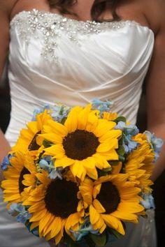 Sunflowers for summer!