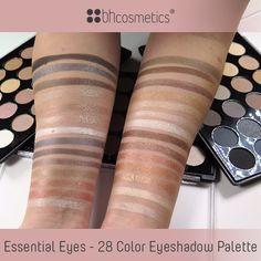 Essential Eyes 28 Color Eyeshadow Palette by BH Cosmetics #9
