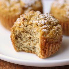 Coconut Flour Muffins, Coconut Flour Recipes, Coconut Flour Baking, Coconut Flour Cakes, Keto Dessert Easy, Easy Desserts, Dessert Recipes, Healthy Food Blogs, Healthy Baking