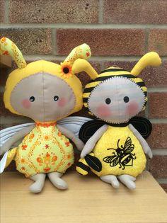 Bees, Embellishments, Hello Kitty, Teddy Bear, Pattern, Handmade, Animals, Character, Art