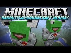 Minecraft | KERMITPLAYSMINECRAFT HOUSE! | Build Showcase