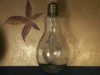 avonvintage light bulb made in spain bottle