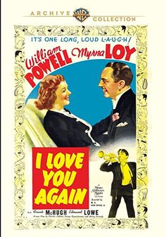 I Love You Again - DVD-R (Warner Archive On Demand Region Free) Release Date: Available Now (Amazon U.S.)