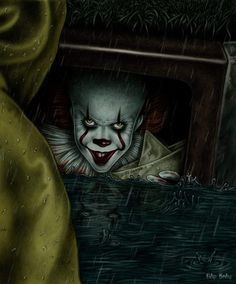 """You'll float too"" by Filip Balos"