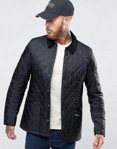 BARBOUR HERITAGE LIDDESDALE QUILT IN BLACK #style #fashion #trend #onlineshop #shoptagr