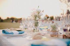 MissMrs, mucho más que una boda: La boda de Carla + Pedro: El banquete