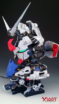 "Custom Build: 1/20 Gundam GP04 Gerbera Head Display + LED ""Detailed"" - Gundam Kits Collection News and Reviews"