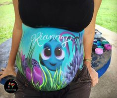 Ideas & Inspiration Pregnancy and Maternity is part of Body painting Embarazadas - Ideas and inspiration pregnancy and maternity photos Picture