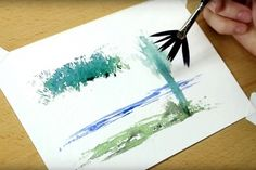 [Updated] 30 Key Watercolor Techniques & Painting Tutorials