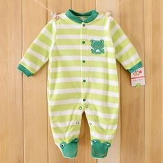 0-12M newborn Baby girls clothes winter Fleece Baby Rompers Cute Cartoon Baby Boy Clothing Infant Clothes Jumpsuits