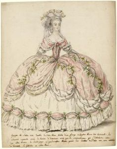 dress, marie antoinette, and pink image 18th Century Dress, 18th Century Costume, 18th Century Fashion, Rococo Fashion, French Fashion, Victorian Fashion, Vintage Fashion, Mode Rococo, Rococo Style
