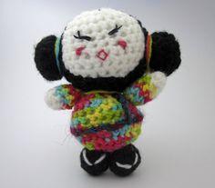 Items similar to Amigurumi Geisha 'Akiko Sumika' on Etsy Geisha, Crochet Hats, Trending Outfits, Unique Jewelry, Handmade Gifts, Cute, Etsy, Vintage, Amigurumi