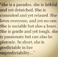 Be unprecictable
