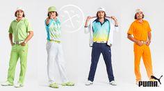 Rickie Fowler masters wardrobe
