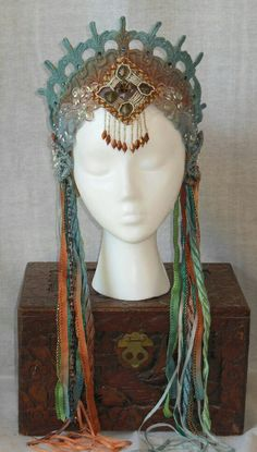 Mermaid Headdress