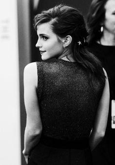 Emma Watson at the Academy Awards, 2014.