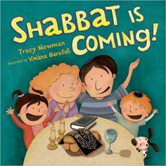 Shabbat Is Coming!: Tracy Newman, Viviana Garofoli: 9781467713672: Amazon.com: Books