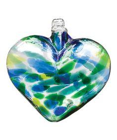 Look at this #zulilyfind! Oceania  Blown Heart #zulilyfinds