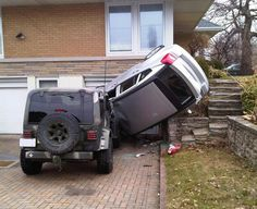 Funny Parking Sweety I Am Home