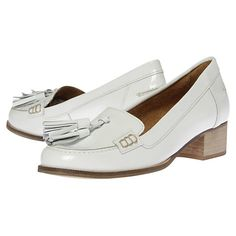 b04a43a19f3 Buy Carvela Lexie Tassel Patent Leather Block Heel Loafers