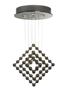 Surreal Chandelier by Trend Lighting on Gilt Home