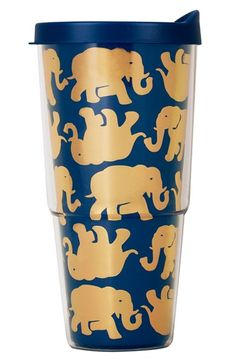 Free shipping and returns on Lilly Pulitzer® Insulated Travel Tumbler at Nordstrom.com. An insulated tumbler in a whimsical signature print makes for a perfect travel companion, while the matching snap lid helps maintain temperature and prevent spills.