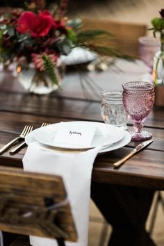 Signature Party Rentals featured by Junebug Weddings