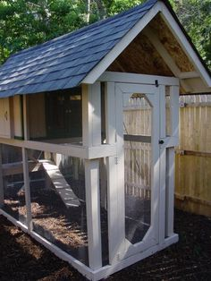 Thechickenproject's Chicken Coop - BackYard Chickens Community