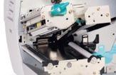 En esta fotografía se muestra el cabezal de impresión de una impresora B-SX
