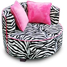 This is for one of My Daughters room shes into Zebra now! My other daughter has polka dots!